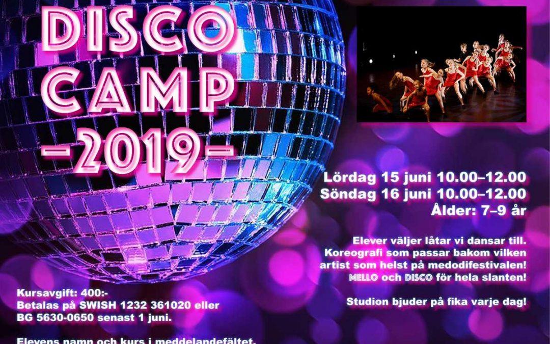 Disco Camp 2019
