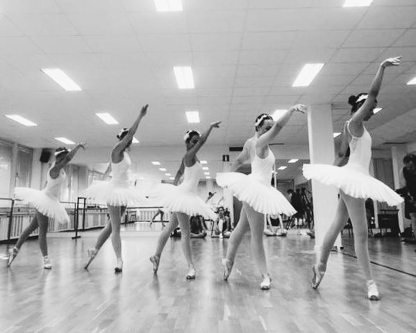 Klassisk balett på Dansstudion No.1