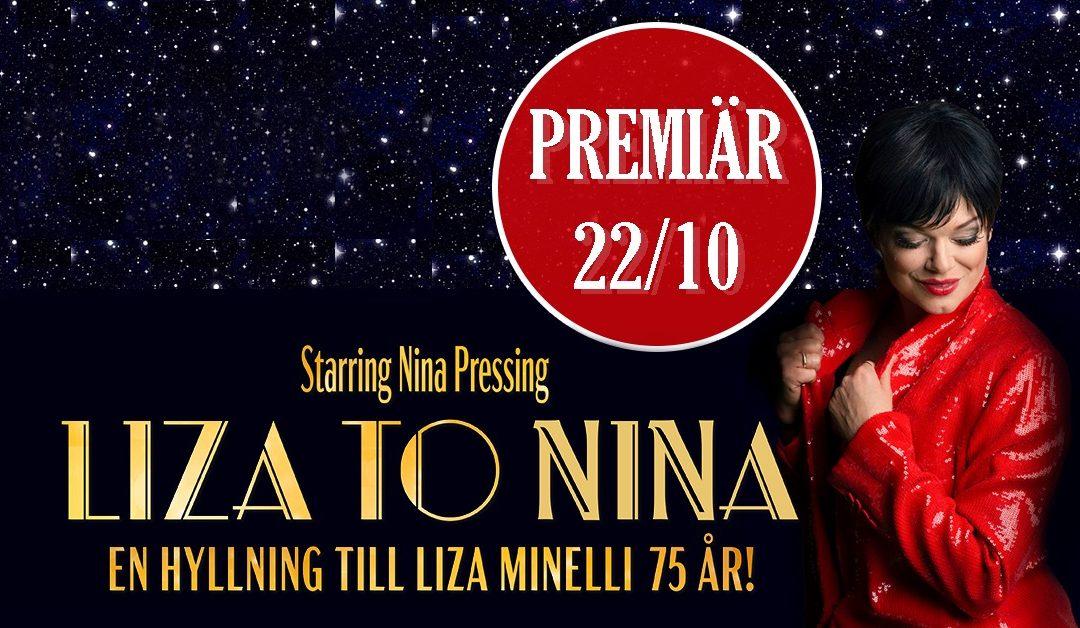 LIZA TO NINA